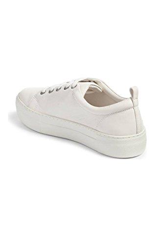 J Slides Jslides - Adel Floral Sneakers - Wit Wit