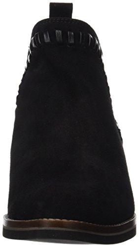 Gadea Silk, Stivaletti Donna Nero (Black)