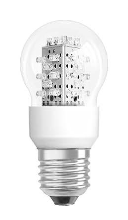 Osram 26802B1 Parathom LED Classic P 80087-01 - Bombilla LED (E27, 1,6 W, 100 V - 240 V), luz blanca fría