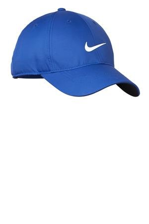 51bd54ad03ad3 Amazon.com: Nike Golf Dri-FIT Swoosh Front Cap, Game Royal/White, OS ...