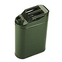 autvivid Jerry Can 10L 2.6G Oil Fuel Gas Can Gas Caddy Tank