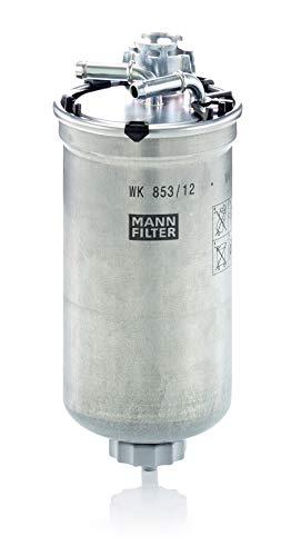 Mann Filter WK 853/12 Original Filtro de Combustible, Para automoviles