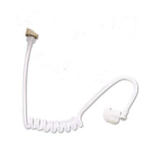(Otto C101199-05 5-Pack - Quick Disconnect Acoustic Tube and Clear Ear Bud for Otto Surveillance Style Headsets)