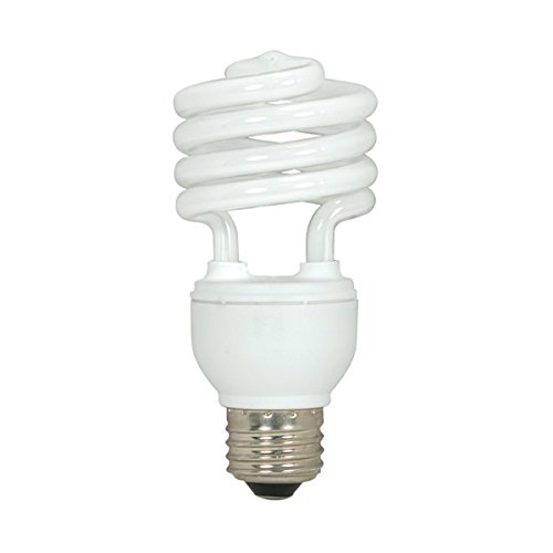 (Total of 96 bulbs) Satco S6236, 13T2/41, Compact Fluorescent Light Bulb by Satco