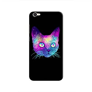 Cover It Up - Psydelic Cat V5 Hard Case