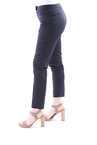 Model Black Capri In Femme Trousers Seventy Cotton OAnpxqOB