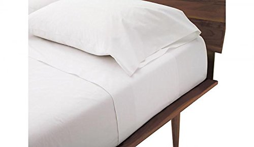 Cheap queen sleeper sofa bed sheet set white solid 100 for Sofa bed 74 inches