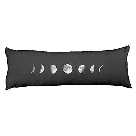 Amazon.com: uoopoo Cool Fases de Luna Funda para cuerpo ...