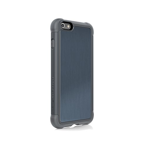 Ballistic Tungsten Tough Series Case for Plus Size 5.5-inch Apple iPhone 6 Plus and Apple iPhone 6s Plus - Blue/Gray - Not for Standard Size iPhone Models