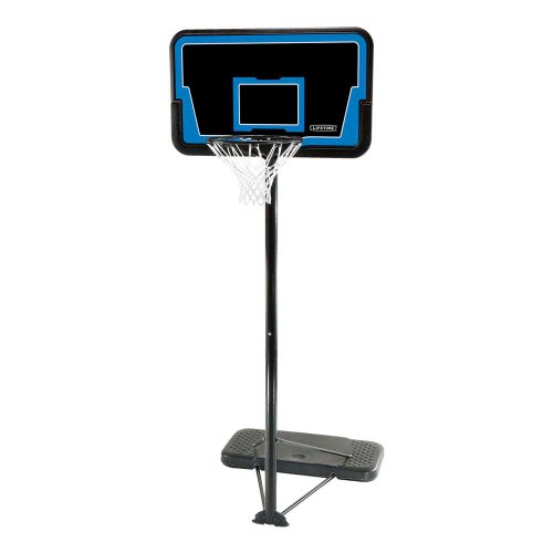 Lifetime 1268 Streamline Impact Portable Basketball Syste...