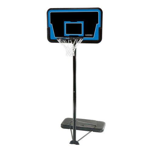 Lifetime 1268, 44 Inch Streamline Portable Basketball System