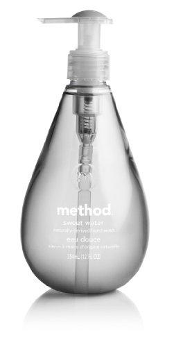 Method Hand Wash, Sweet Water - 12 fl oz