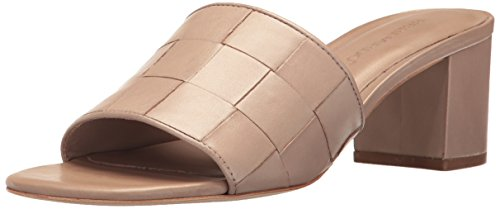 Bernardo Women's Bridget Slide Sandal, Cement Glove, 8.5 M US by Bernardo