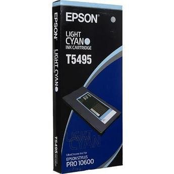 Inkjet, Stylus Pro 10600 Ultrachrome Light Cyan, EPSON, STYLUS PRO 10600 (10600 Ink)