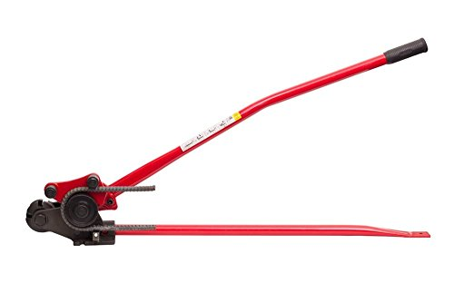 "HIT 22-RC16D-3 Rebar Cutter and Bender, 5/8"", Red/Black"