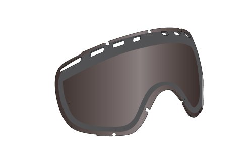 Dragon Alliance D1 Replacement Lens, Jet Polarized (Dragon D1 Lenses)