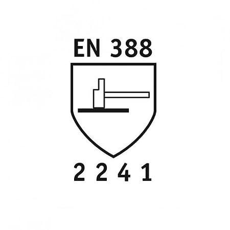 12 Paar Winter Arbeitshandschuhe Nitras Winterblocker EN 388 EN 511 Gr/ö/ße 8