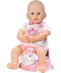 Baby Annabell Interactive Potty.: Amazon.ca: Baby