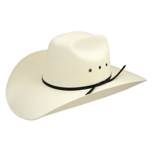 (Stetson Short Go Jr - Childrens Straw Cowboy Hat )