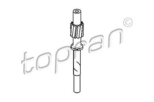 TOPRAN 107 398 Tachowelle