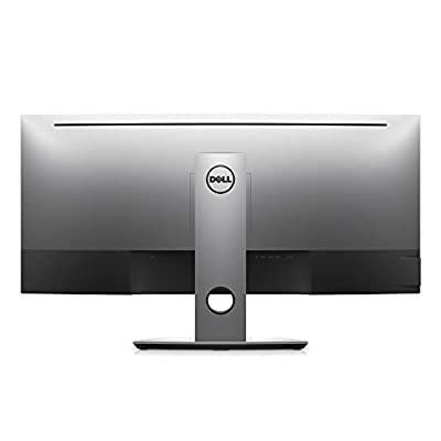 Dell U3419w Ultrasharp 34-Inch WQHD (3440x1440) Curved IPS USB-C Monitor