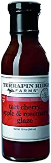 product image for Tart Cherry, Apple, and Rosemary Glaze by Terrapin Ridge Farms – One 12 oz Bottle