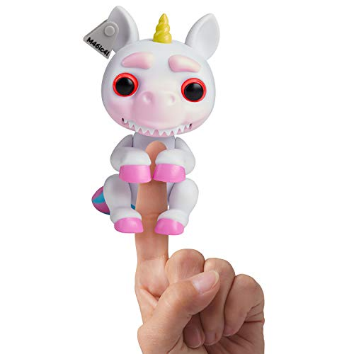WowWee Grimlings - Unicorn - Interactive Animal Toy