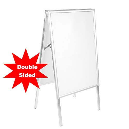 Double Sided Poster Outdoor Holder, 33.1