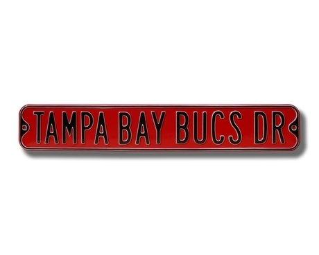- TAMPA BAY BUCS DR Street Sign