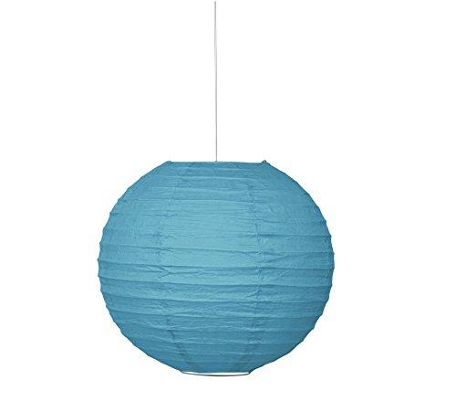 10-Round-Teal-Paper-Lantern