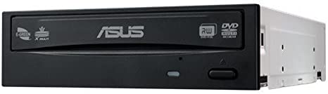 Asus - Lector de DVD (Interno) con Soporte M-Disc (Caja al por Menor: Incluye Cables de alimentación y Datos SATA, Cyberlink Power2Go 8, Cyberlink PowerBackup 2.5 Incluido): Amazon.es: Informática
