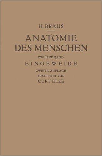 Anatomie Des Menschen: Ein Lehrbuch Für Studierende Und Ärzte por Hermann Braus epub