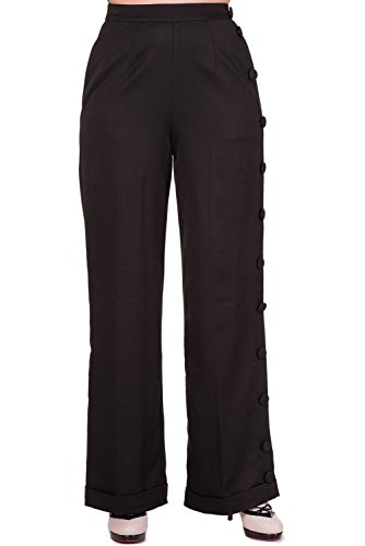 Banned-Shot-In-The-Dark-Pants-3-Colours-26-34-Inch-Waist