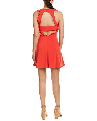 Womens A Godfrey Line Jay Dress 6 Red gwqwEd