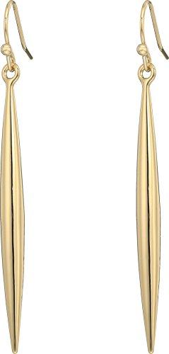 Vince Camuto Women's Spear Drop Earrings Gold One Size