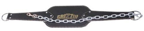 Grizzly Leather Dip - Pull Up Belt