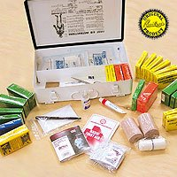 Industrial First-Aid Kwik Kit by Honeywell (Image #1)