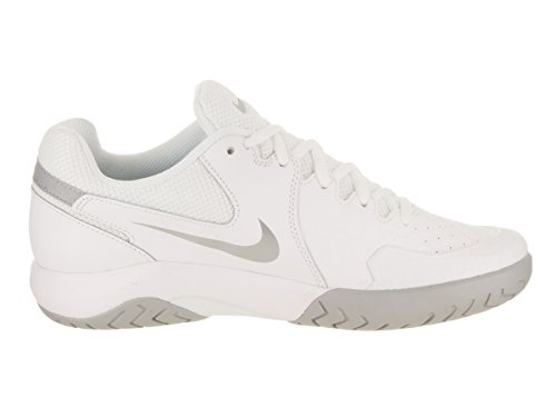 Femme Grey Chaussures Metallic 101 Silver Multicolore NIKE Air WMNS Zoom de Tennis Resistance White wolf OF0AwqxI