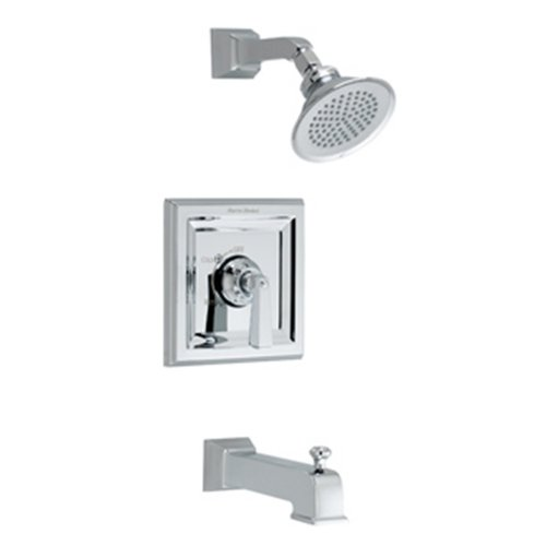 American Standard T555.502.002 Town Square Bath/Shower Trim Kits Only, Polished Chrome