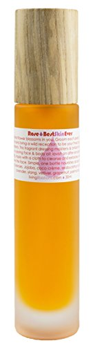 Living Libations - Organic/Wildcrafted Best Skin Ever: Rose Oil (1 fl oz / 30 ml) (Best Skin Ever Oil Cleanser)