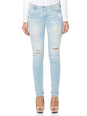 WEB WOMEN Skinny Jeans Pant For Women