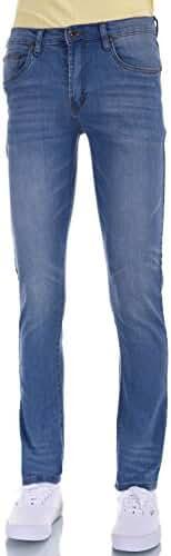 Men Skinny Stretch Jeans 28-38