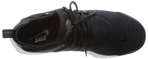 Nike Womens Air Presto Black/White Running Shoe Sz, 11 B(M) US