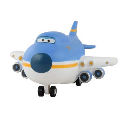 1 piece 15CM Super Wings Big size Planes Transformation robot Action Figures Toys super wing Mini Jett toy For Christmas gift-50