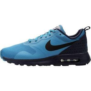 Nike Mens Air Max Tavas Stratus BlueBlackObsidian Running Shoe 10.5 Men US