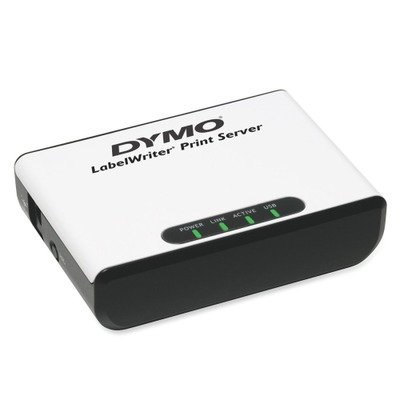 DYMOamp;reg; - LabelWriter Print Server - Sold As 1 Each - Gives everyone in your network access to label printer. by DYMO