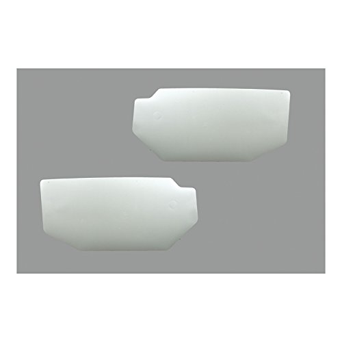 Eckler's Premier Quality Products 33256582 Camaro Door Panel Water Shields Convertible Mylar