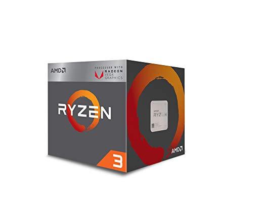 AMD Ryzen 3 2200g Quad-core (4 Core) 3.50 Ghz Processor – Socket Am4 – Retail Pack – 2 Mb – 4 Mb Ca