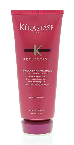 Kerastase Reflection Fondant Chromatique Multi-Protecting Care Conditioner, 6.8 Ounce (Protecting Colour Conditioner)