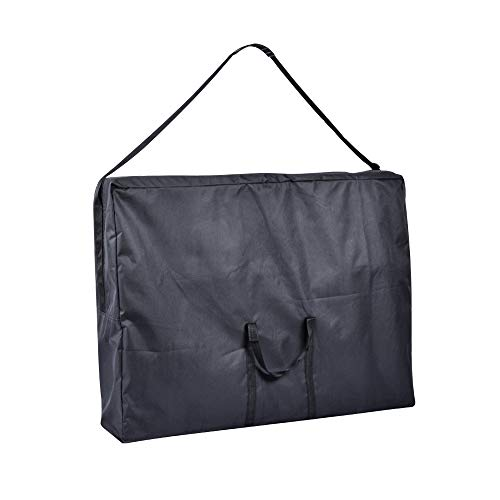 XCSOURCE Portable Large Carry Bag Case Cover for Massage Couch Therapy Table Reiki Bed Tool Anti-Dust/Scratch Black BI1190
